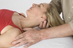 Nackenschmerzen, HWS, Osteopathie Zweibrücken